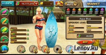 Ancient Surfer 2 (обновлено v 1.0.6) Мод (свободные покупки)
