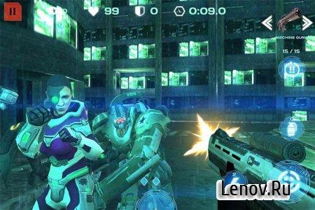 Modern Frontline: FPS Shooter v 1.1 Мод (много денег)