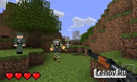 Shooter Revenge Pixel War v 1.4