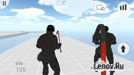 DeathRun Portable v 2.6.1 Мод (много денег)