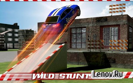 Crazy Car Roof Jumping 3D v 1.2
