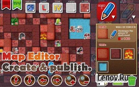 Paper Dungeons (обновлено v 1.14) (Premium)