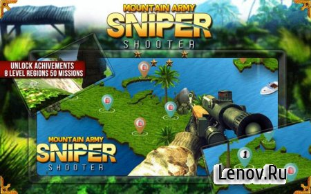 Mountain Army Sniper Shooter v 1.0.1