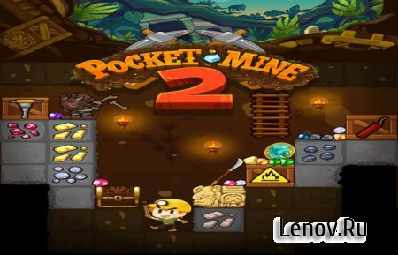 Pocket Mine 2 v 4.2.0 Mod (Free Shopping)