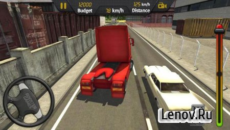 Real Truck Driver v 1.4