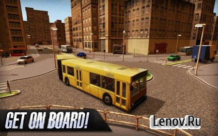 Bus Simulator 2015 (обновлено v 2.3) Mod (Unlimited XP)