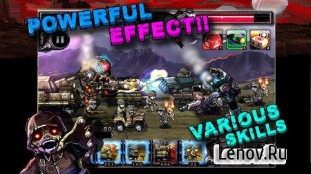Army VS Zombie v 1.0.4 Мод (много денег)