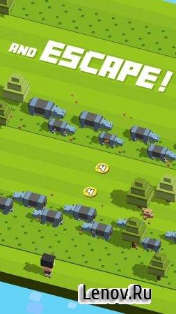 Mad Hop - Endless Arcade Game (обновлено v 1.0.7) Мод (прибавление денег)