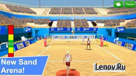 Volleyball Champions 3D 2014 v 7.1 Мод (много денег)