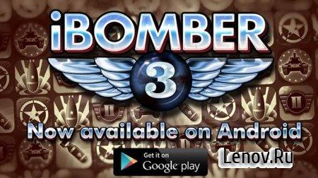 iBomber 3 v 1.05 Мод (Unlocked)