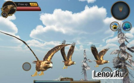 Eagle Bird Simulator v 1.0