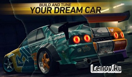 Need for Speed™ No Limits v 3.4.6 Mod (China Unofficial)