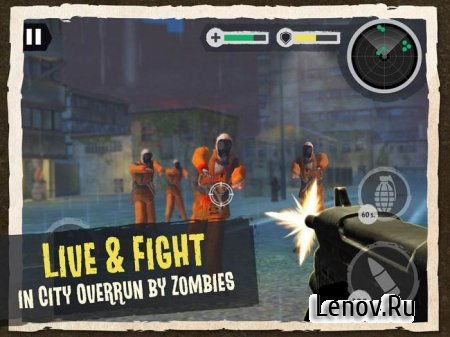 Zombie Combat: Trigger Call 3D v 1.1