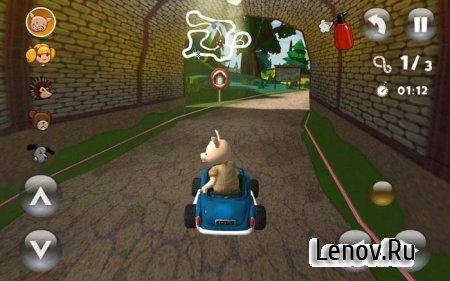 Teddy Floppy Ear: The Race v 1.01