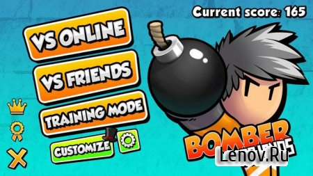 Bomber Friends v 3.83 Mod (Skins Unlocked)