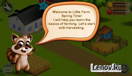 Little Farm: Spring Time (обновлено v 1.7.1) (Mod Money)