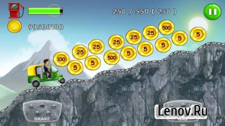 Mountain Up Hill Climb Race v 1.0.1.1