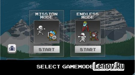 Flick Hero - Monster Cutter v 1.2 Мод (бесплатные покупки)