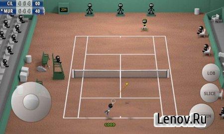 Stickman Tennis 2015 v 1.0 Mod