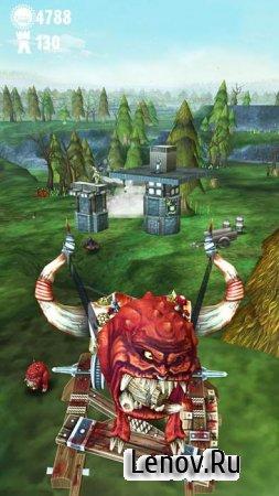 Warhammer: Snotling Fling v 1.0.1 Mod (Money/Unlocked)