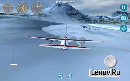 Airplane fly Bush Pilot v 1.0
