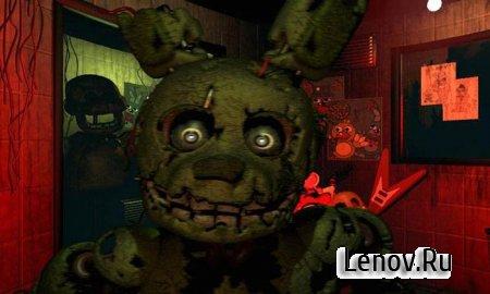 Five Nights at Freddy's 3 (обновлено v 1.07) Mod (Unlocked)