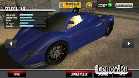 Racer UNDERGROUND v 1.39 Мод (много денег)