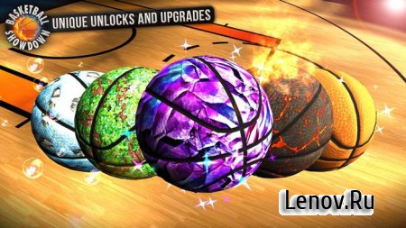 Basketball Showdown v 2.0.3 Мод (много денег)
