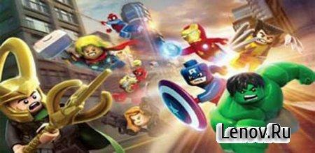 LEGO Marvel Super Heroes v 2.0.1.12 Mod (Unlocked)