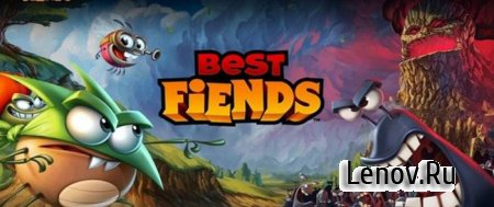 Best Fiends – Puzzle Adventure v 6.8.2 (Mod Money)