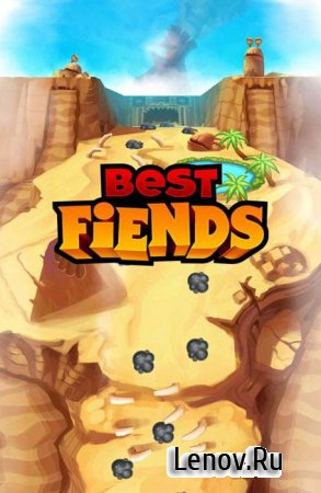 Best Fiends – Puzzle Adventure v 7.0.1 (Mod Money)