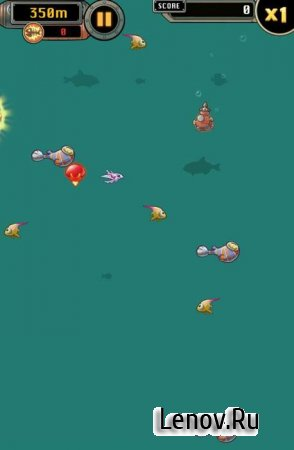 Mobfish Hunter v 3.8.2 Mod (Gems & Gold)