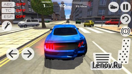 Extreme Car Driving Simulator v 5.0.1 Мод (Unlimited Money)