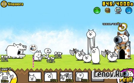 The Battle Cats v 9.3.0 (Mod Money)