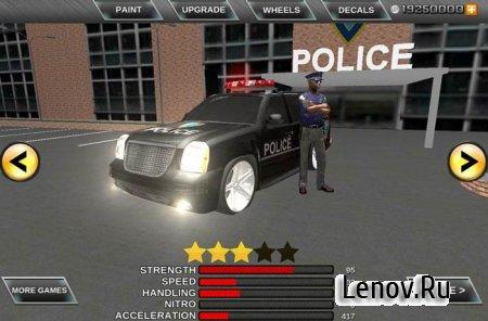 Crime City Real Police Driver v 1.1