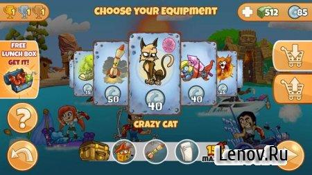 Dynamite Fishing – World Games (обновлено v 1.2.0) Мод (много денег)