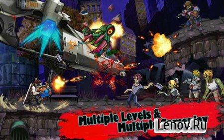 Zombie Killer – D Edition (обновлено v 2.3) Мод (много денег)