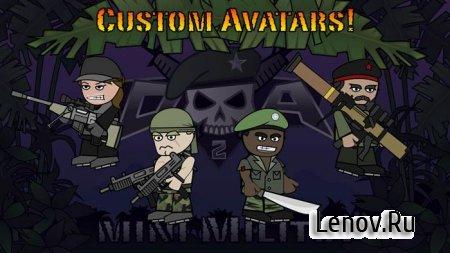 Mini Militia - Doodle Army 2 v 5.3.4 b306 Mod (Endless grenades)