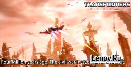 Transformers: Rising(Official) v 1.0.11