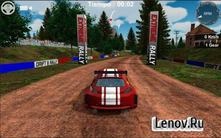 Drift and Rally (обновлено v 1.0.12) (Full)