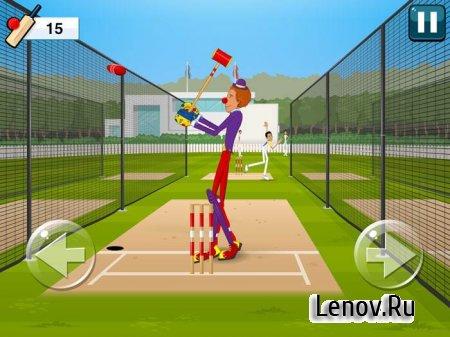 Stick Cricket 2 v 1.2.15 Мод (много денег)