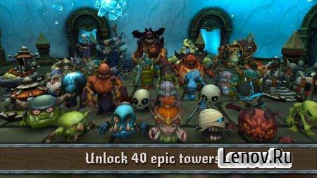 Beast Towers v 1.2 Mod (Unlimited Stars)