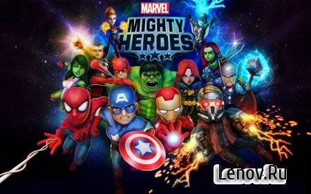 Marvel Mighty Heroes (обновлено v 2.0.11)