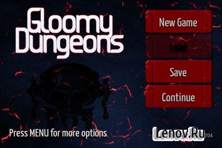 Gloomy Dungeons 3D: Hardcore v 2014.10.26.1200