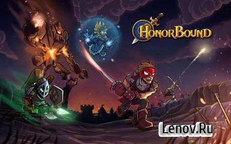 HonorBound (RPG) v 4.31.26 Мод (много денег)