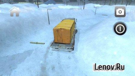 Truck Driver 3D: Transporter (обновлено v 0.9.5)
