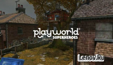 Playworld Superheroes (обновлено v 1.2)