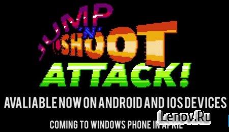 Jump'N'Shoot Attack (обновлено v 1.1) Мод (много жизней)