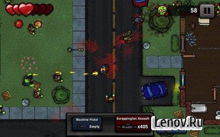 Zombie Scrapper v 1.21 Мод (много денег)