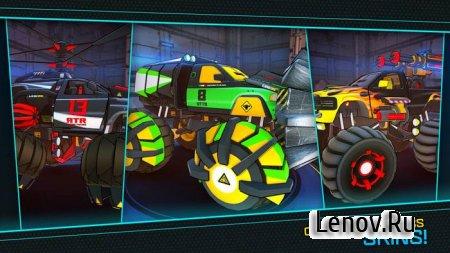 Trucksform v 2.4 Мод (много денег)